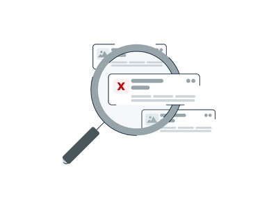 Search image cpg product card magnifying glass magnify design nyc brooklyn nyc illustration ui search no results empty state