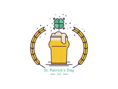 St Pats 16