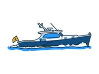 Hunt 46 Yacht