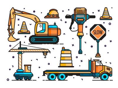 Construction & Road Work
