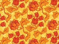 Burmese Longyi Pattern