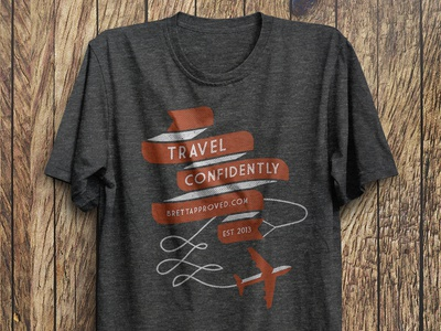 brettapproved.com banner shirt