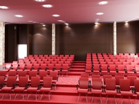 Auditorium (  camera view next )