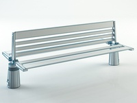 Bench ( clay_render )