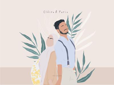 Elfira Loy + Faris