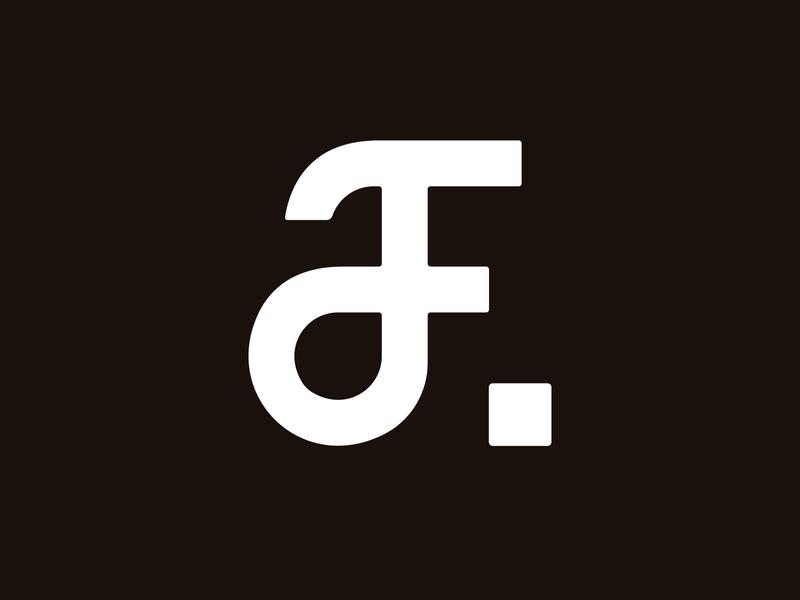 Faaashion | Logo Design Challenge | 2019 monogram vector modern design modern logo illustration logo illustrator icon design branding