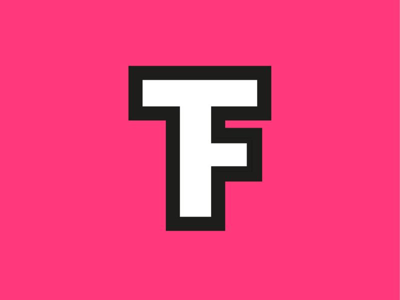 Tricks & Flips | Logo Design Challenge | 2019 monogram modern design illustration minimal modern logo illustrator icon logo design branding