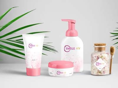 cosmetics products design