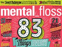 Jay Roeder X Mental Floss Magazine