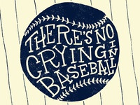 Crying In Baseball