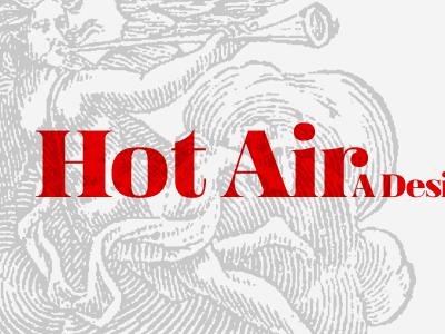 Hot Air blog header