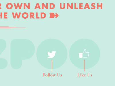 ..ZPOO social icons social twitter poo fun