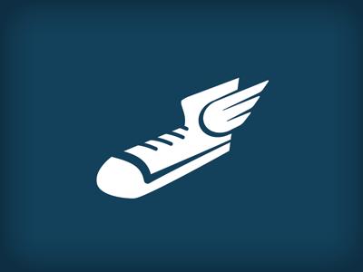 Delivery boy logo delivery logo