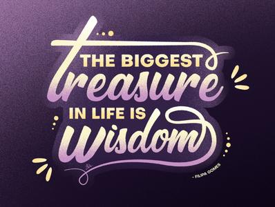 Inktober Day 21 - Treasure