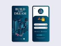 Construction App Design