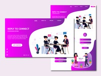 Social Website Design