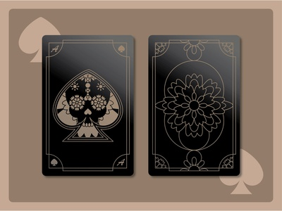 Spades Playing Card - Weekly Warm Up