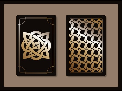 Playing Card - Dribble Weekly Warm-Up card playing card magician dribbble weekly warm-up weeklywarmup