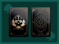 Spades Playing Card - Weekly Warm Up