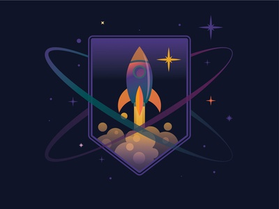 Mission Patch For A Spaceflight -Weekly Warm Up