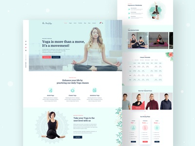 MediYoga_Yoga Template Exploration