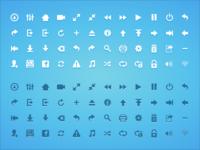 Symbolic Icons