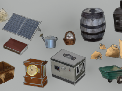 Barn Prop Concepts 1