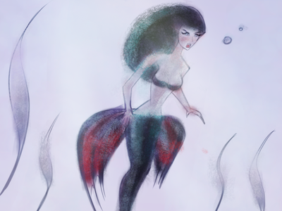 Mermay Day 19 characterdesign painting prompt character art character mermay2020 mermay mermaid art challenge drawing challenge drawingart drawing illustration digital illustration art illustration digital illustration digital art artwork digitalart art