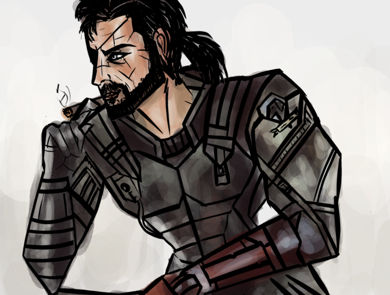Snake Mgsv Fanart By Jaden Taylor On Dribbble
