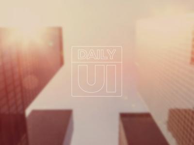 Daily UI #052 - Daily UI logo sketchapp sketch daily challenge 052 dailyui logo