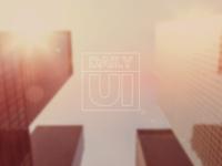 Daily UI #052 - Daily UI logo