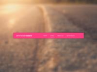Daily UI #053 - Header Navigation