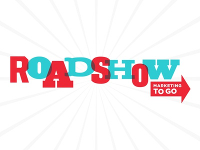 Roadshow Mobile Marketing Logo