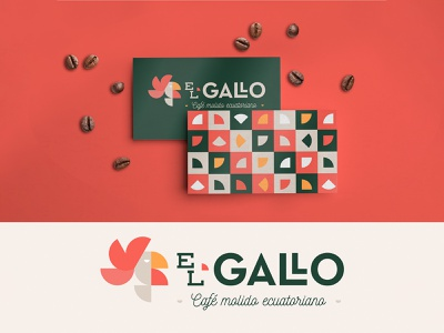 El Gallo animals idenity logo branding brand