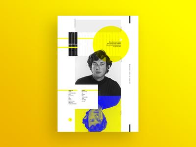 Michael Crichton Poster