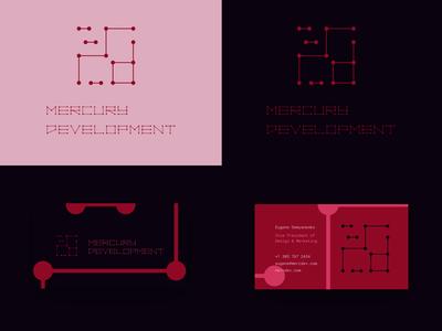 Mercury Development logo design contest