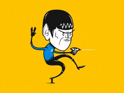 Mr Spok