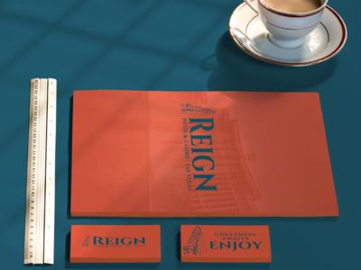 Reign Branding branding las vegas hotel cetti reign