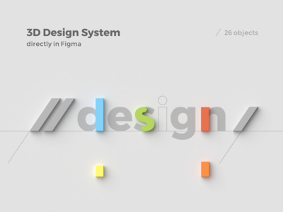 3D Design System | How to