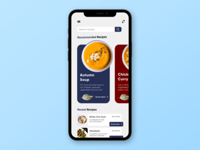 CK Recipe App