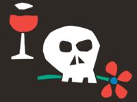 Drunk Skull