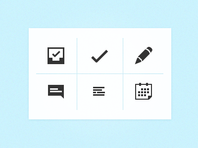 Android Icons android task detail action mobile hdpi angular square sharp discussion calendar notes project productivity