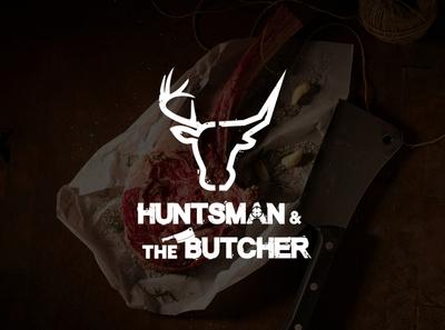 Logo for butcher.