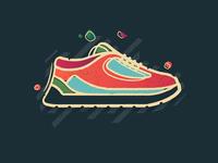 Sneaker concept