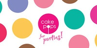 Cake Pops for Parties banner