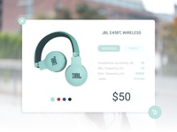 Customize Product - Daily UI 033