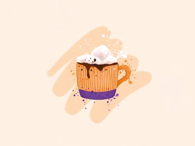 Autumn Hot Chocolate