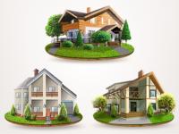 Homes Icons