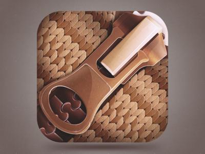 Zipper Icon Idea