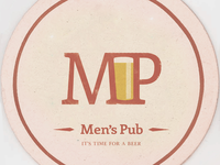 Men's Pub Logotype